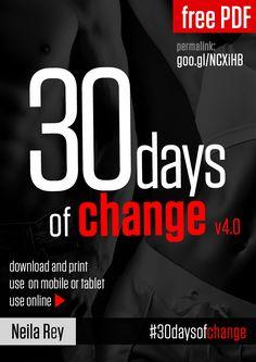 30 Days of Change / Free Fitness Program