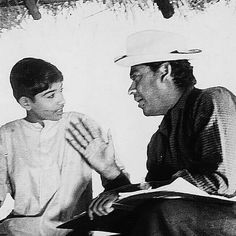 Ashok Kumar, Kishore Kumar, Romantic Mood, Film Industry, The Voice, Bollywood, Hobbies, Singer, Actors