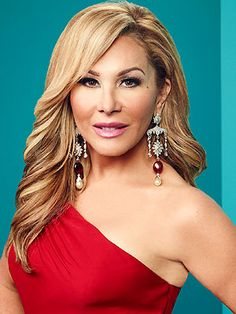 Adrienne Maloof 'Let Go' from The Real Housewives of Beverly Hills, Source Says