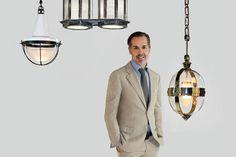 Steven Gambrel's Debut Lighting Collection