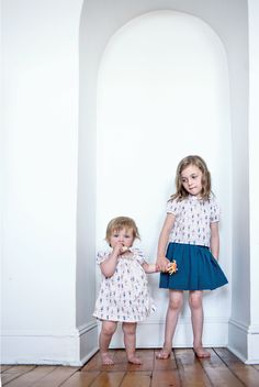 Vesle Have a Peek at Oeuf 's First Summer Collection!
