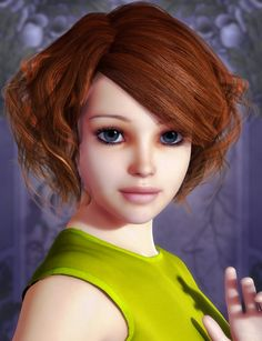 Paxton Hair for V4 G1