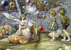Fairy Market - Helen Jacobs *~❤•❦•:*´`*:•❦•❤~*