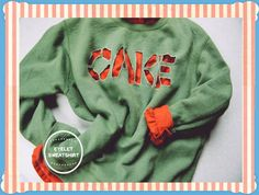 """""""Cake"""" eyelet sweatshirt inspired by Carven. Sewing Clothes, Diy Clothes, Diy Doll Miniatures, Art Bag, Sewing Appliques, Altering Clothes, Couture, Diy Shirt, Fashion Labels"""