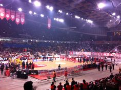 ΣΕΦ 2014 Euroleague