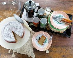 Afternoon tea - photo Alice Gao at Lingered Upon