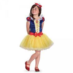 Disfraz de Blancanieves tutú Prestige para niña: comprar online en ...