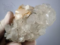 Big Calcite Crystal From Bulgaria Raw Rough by RhodopeMinerals