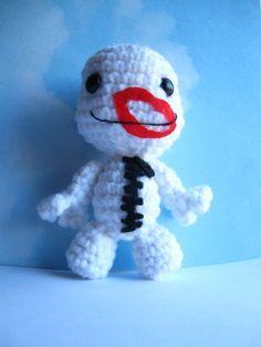 Little Big Planet Sackboy Crocheted