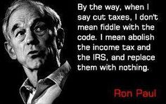 I wonder what RP says about the Obamacare tax. He is so smart and really elevated the debates and I would love to see him in the Romney administration in some capacity. Maybe Surgeon General?