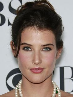 Colbie Smulders as Lady Jocelyn Leigh. (perfect or what? a high born, proud, slightly spoiled lady of class who learns humility and how to truly love - yeah, I can so see this!)
