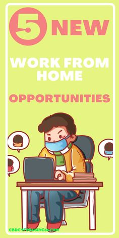 Are you on the lookout for legitimate work from home jobs? Do you wish to increase your income while enjoying family-time? Then you've landed in the right spot please check out our 5 simple work from home jobs. #workfromhome #onlinebusiness #earnmoney #makemoney #homebusiness