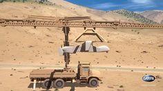 Sem pousos forçados: projeto da DARPA 'laça' e captura drones em pleno ar - TecMundo