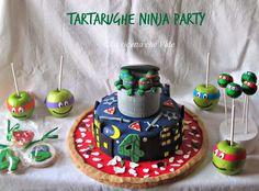 Tartarughe Ninja Party   La ricetta che Vale