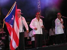 El Grand Combo de Puerto Rico.