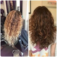 From frizzy and scary to perfect and tousled!