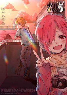 Otaku Anime, Anime Guys, Anime Art, Animé Fan Art, Another Anime, Cute Anime Pics, Anime Kawaii, Cute Anime Character, Anime Demon