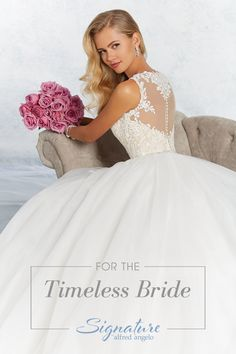Gorgeous gowns made especially for you.