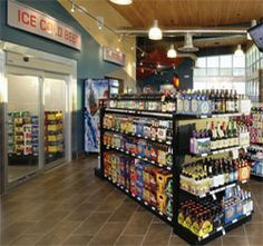 Convenience Store Design Ideas find this pin and more on retail at its best Legacy Landing Fueling Convenience Store Cover Story Convenience Store News