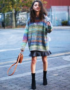How 51 Cool Girls Are Doing Spring Style All Over Europe via @WhoWhatWearUK