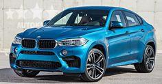 BMW X6 M 2016 http://autokm0.tv/tag/bmw/ nuova #suv coupé sportiva #BMW #BMWX6 #X6M auto tedesche