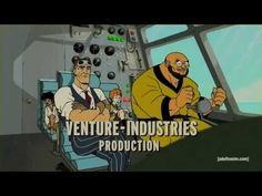 [VIDEO] Watch an 8-Minute Recap of Venture Brothers Before the Season 5 Premiere