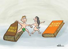 blog Elihu: Adão e Eva