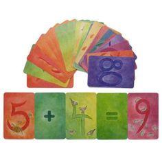 Nova Natural Toys & Crafts: math cards