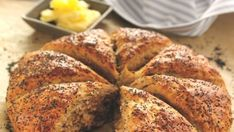 Cheese and Sage Damper Bread