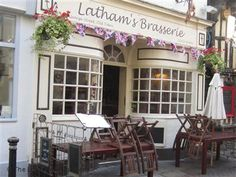 lathams brasserie hastings - Google Search