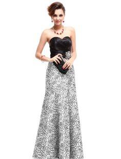 Ever Pretty Strapless Black White Satin Floral Printed Ruffles Evening Gown 09727, HE09727WH06, White, 4US Ever-Pretty,http://www.amazon.com/dp/B00CN39H1K/ref=cm_sw_r_pi_dp_m7vfsb1AJ7FFWAH4