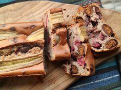 Bananenbrood met een vleugje herfst een een frisse touch – Gezonde Receptjes