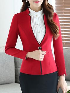Check out the site press the link for even more alternatives _ soft blazer womens Blazer Outfits, Blazer Dress, Blazer Fashion, Fashion Outfits, Blazer Jacket, Dress Outfits, Fashion Women, Blazers For Women, Suits For Women