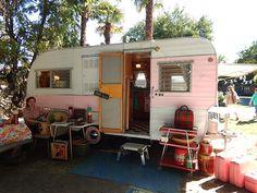 Image result for vintage camper