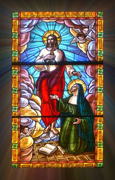 Stained Glass Windows in the Dominican Republic by Gramps