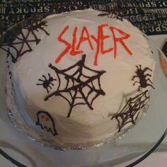 Slayer Wedding Cake Toppers Our Wedding Pinterest Wedding - Slayer birthday cake