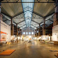Intervención en la Fábrica Oliva Artés en Barcelona / BAAS Arquitectura