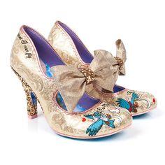 Your Irregular Cinderella Footwear Dreams Have Come True