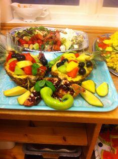 Fruits for Life Love Art Dear World, Love Art, I Foods, Mexican, Fruit, Ethnic Recipes, Health, Life, Health Care