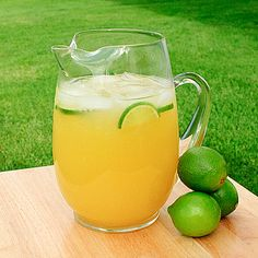 Pineapple Limeade.