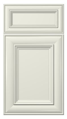Most Popular Doors and Colors for February 2014 :: Painted :: Classic Door Style :: Frosty White Color