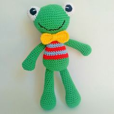 Handmade crochet amigurumi rattle. Perfect gift for newborn and babies!
