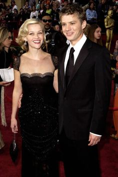 The cutest Oscars couples: Reese Witherspoon and Ryan Phillippe