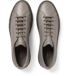 10928639c0333 COMMON PROJECTS Original Achilles Leather Sneakers Men s Shoes