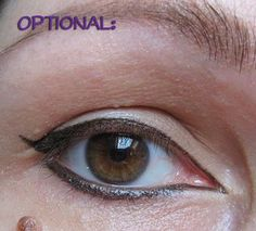 Make-up tips for deep set eyes, beautiful tutorial! | Makeup, Hair ...