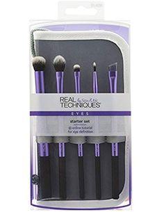 Real Techniques 1406M Starter Set - 5-in-1- Augen Make-up-Set, 1er Pack ( 1 x 5 Stück)