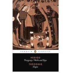 Theogony and Works & Days by Hesiod, http://www.amazon.co.uk/dp/B0079EUUR8/ref=cm_sw_r_pi_dp_HWFvrb15WBX22