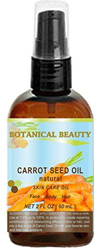Carrot Seed Oil is v