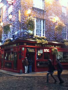 Temple Bar, Dublin, Ireland