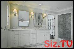 12575-grau-wände-marmor-korbgeflecht-fliesen-boden-wh # 12575graywallsmarblebasketwe ...,  #12575grauwändemarmorkorbgeflechtfliesenbodenwh #12575graywallsmarblebasketwe #greymarblebathroomfloor Marble Bathroom Floor, Bathroom Flooring, Tile Floor, Basket Weave Tile, Basket Weaving, Grey Walls, Double Vanity, Tiles, Kitchen Cabinets